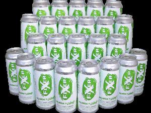 Fixer bebida anticruda 24 latas